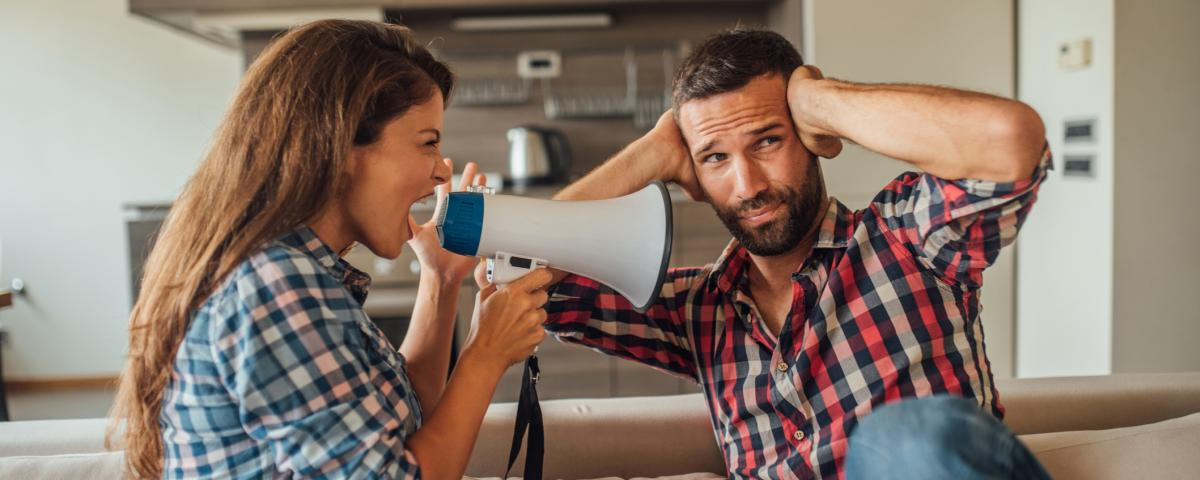 how not to talk to your spouse