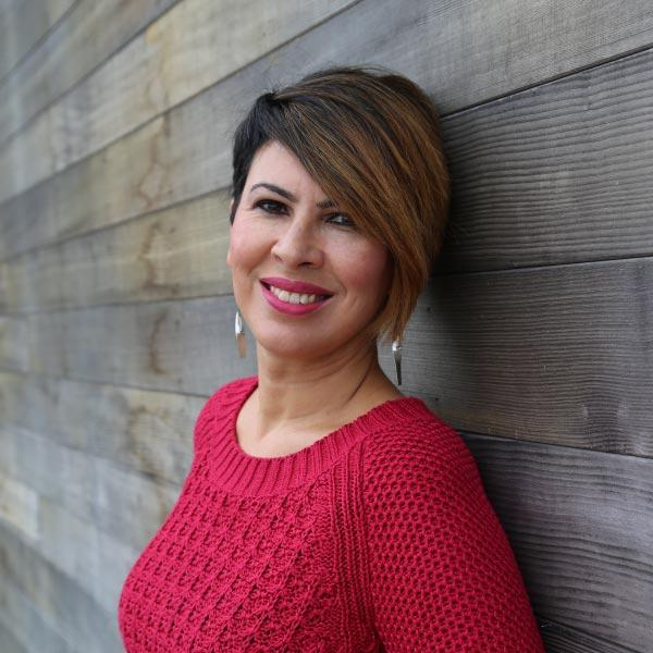 Headshot of Omaira Gonzalez